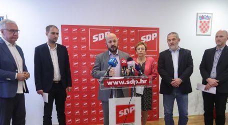 """MARAS: """"Bandićevi prioriteti su spomenici i kumovi, a ne građani"""""""