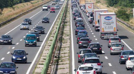 HAK upozorava na mokre kolnike, pojačan promet na zagrebačkoj obilaznici
