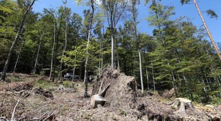 U subotu prosvjed za zaštitu šuma na Medvednici, Fruškoj gori i Durmitoru