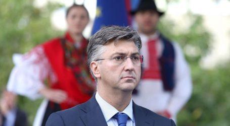 PLENKOVIĆ 'Nitko ne može blokirati ulazak Hrvatske u Schengen'