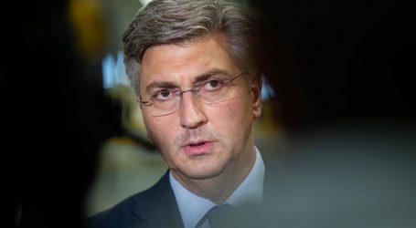"""PLENKOVIĆ: """"Ljudi će podržati Grabar-Kitarović jer znaju što je korisno za zemlju"""""""