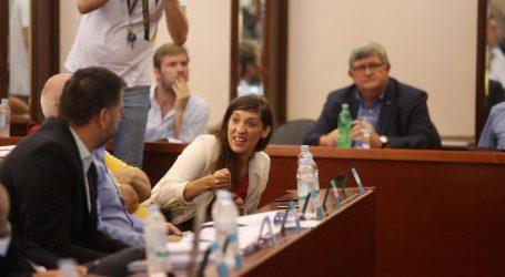 """HDZ-ova vijećnica izjavila da """"Rijeci ne trebaju vrbe jer je malo Srba"""", riječki HDZ se ogradio od njezinih izjava"""