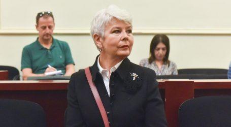 INA-MOL: Na suđenju Sanaderu svjedočila Jadranka Kosor