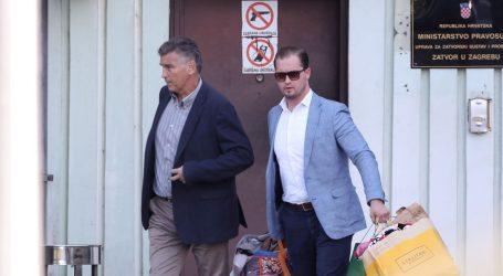 Osumnjičenik za silovanje Damir Škaro (HDZ) pušten iz zatvora