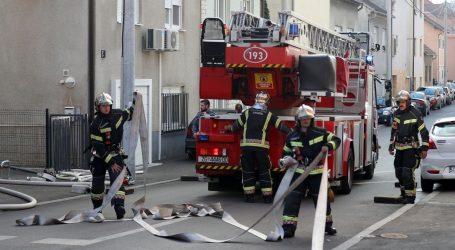 Jedna osoba poginula u požaru stana u Dubravi