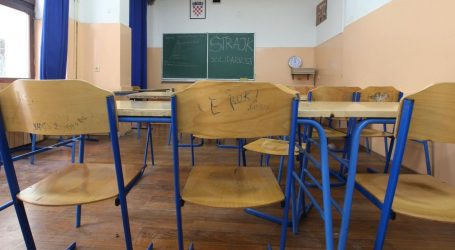 Danas počinje štrajk u osnovnim i srednjim školama
