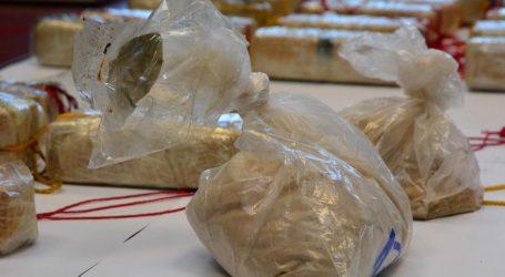 Slovenska policija u vlaku u Dobovi otkrila 13 kilograma heroina