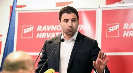 Povjerenstvo: Bernardić nije smio prihvatiti stipendiju poslovne škole