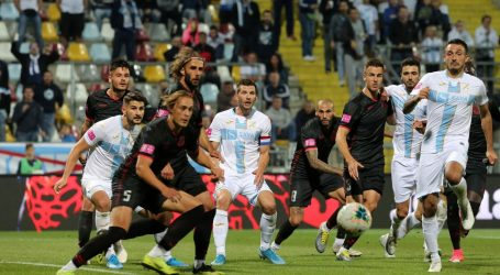 HNL: Gorica golom u 92. minuti do sva tri boda u Rijeci