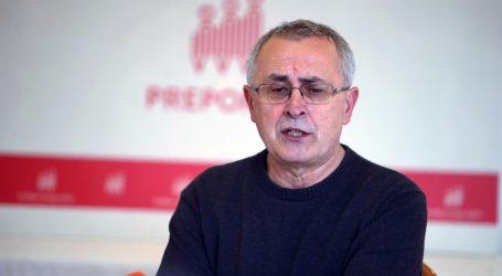 Željko Stipić ponovno izabran za predsjednika sindikata Preporod