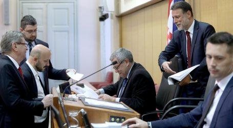 Maras i Mrsić u Saboru tvrde da HDZ koristi HZMO za uhljebljivanje