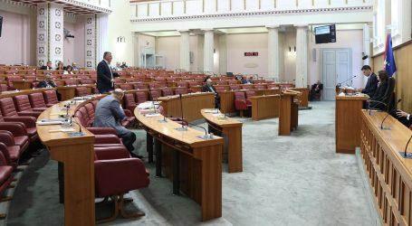 Danas u Saboru glasovanje pa rasprava o izvršenju državnog proračuna