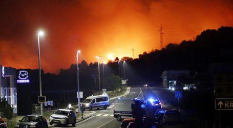 Optužena podmetačica najvećeg ovogodišnjeg požara kod šibenske Dubrave