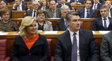 ANKETA Grabar Kitarović pada rejting, Milanoviću raste