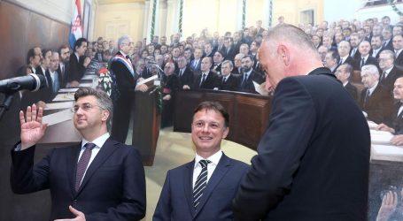 Plenković sumnja da će ga HNS i Vrdoljak izdati jer su već sklopili pakt sa SDP-om