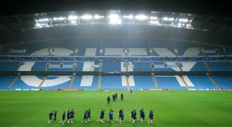 LIGA PRVAKA Manchester City – Dinamo, početne postave
