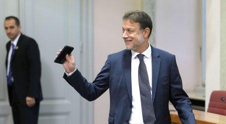"""Zekanović i Jandroković se posvađali u Saboru: """"E moj sinko, ti si pluskvamperfekt"""""""