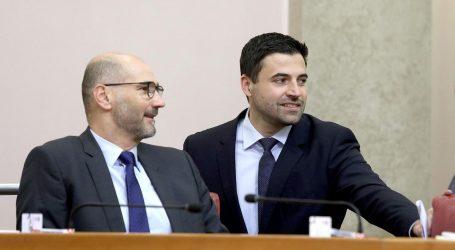 """Bernardić: """"Nisam znao da je stjecanje znanja u Hrvatskoj sukob interesa"""""""