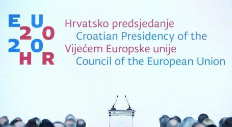 Predstavljen logotip uz koji će Hrvatska predsjedati Vijećem Europske unije
