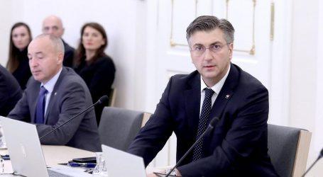 Plenković uputio apel sindikatima, učiteljima i nastavnicima
