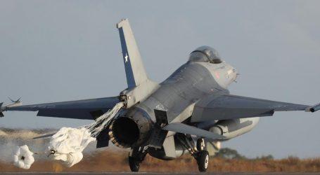 Američki F-16 se srušio na zapadu Njemačke