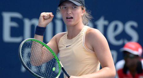 WTA TIANJIN Šveđanka Peterson i Britanka Watson u finalu