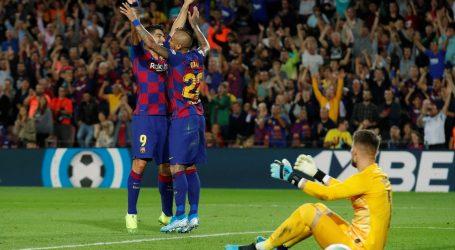 Barcelona uvjerljiva protiv Seville