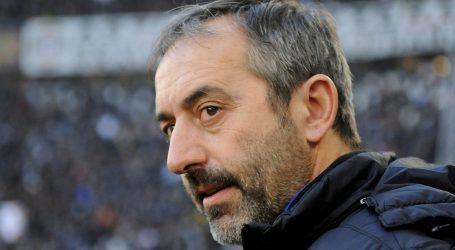 Milan otpustio Giampaola