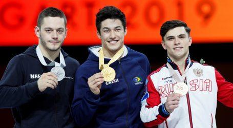 Tin Srbić osvojio je četvrtu hrvatsku medalju na svjetskim prvenstvima
