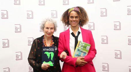 Margaret Atwood i Bernardine Evaristo nagrađene književnom nagradom Booker za 2019.