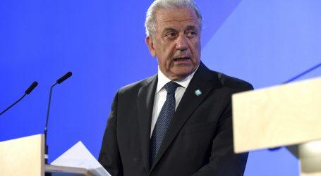 Povjerenik za unutarnje poslove EU kaže da Hrvatska zaslužuje ocjenu o spremnosti za Schengen
