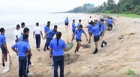 VIDEO: Rana jesen je odlično doba za čišćenje plaža