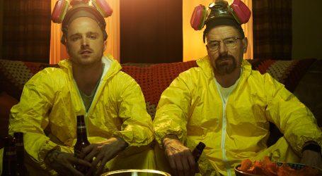 "Aaron Paul progovorio o budućnosti serije ""Breaking Bad"""