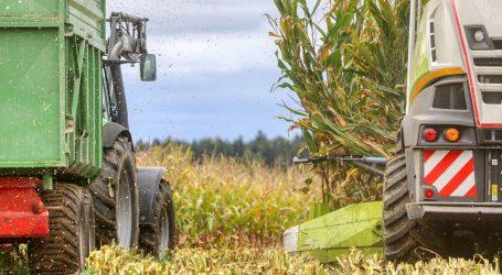 Kombajnom naletio na bombe u polju kukuruza kod Bjelovara, odjeknulo nekoliko eksplozija
