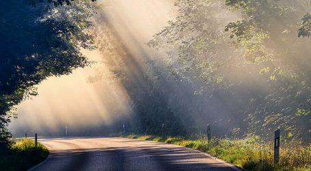 HAK: Magla smanjuje vidljivost, prometna nesreća na A1