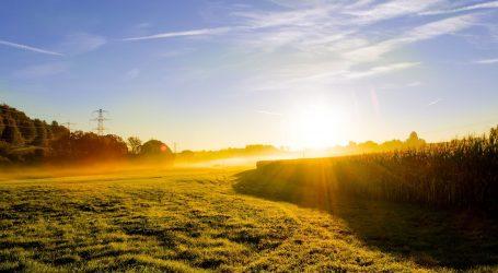 Ujutro magla, danju pretežno sunčano