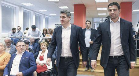BERNARDIĆEVI LJUDI PROTIV BERNARDIĆA Pobuna mladih SDP-ovaca protiv plana o ujedinjenju oporbe