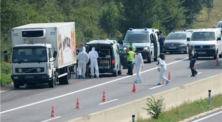 Britanska policija otkrila 39 mrtvih u kamionu