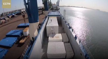 VIDEO: Raketa Long March-5 Y-3 uspješno stigla u bazu