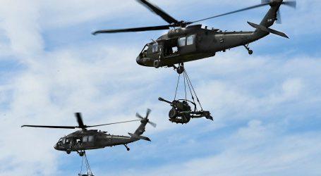 Odbor za obranu dao pozitivno mišljenje opremanju HV-a helikopterima Black Hawk