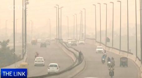 VIDEO: Zagađenje nakon vatrometa u New Delhiju