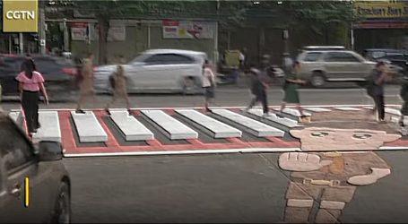 VIDEO: Dobra ideja za usporavanje vozača
