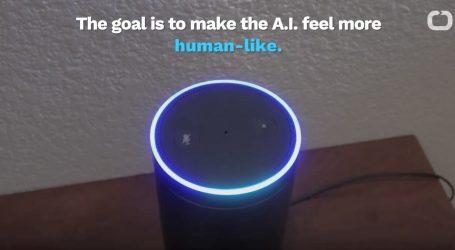 VIDEO: Alexa će uskoro glasom oponašati emocije