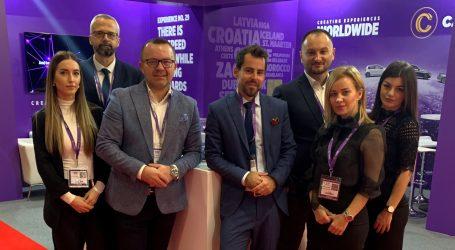 Hrvatska tvrtka Carwiz rent a car sudjelovala na WTM sajmu