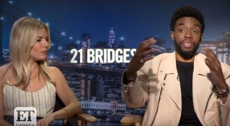 Chadwick Boseman ima velike planove za budućnost