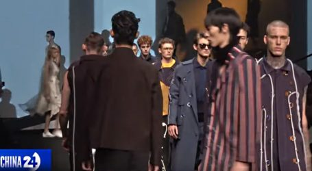 VIDEO: Uspješno održan China Fashion Week 2019