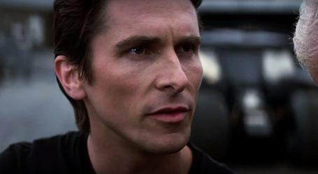 Christian Bale je slijedio viziju Christophera Nolana