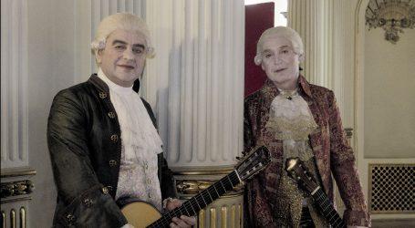 'Ideja o CD-u s Mozartovom glazbom za gitare bila je luda'