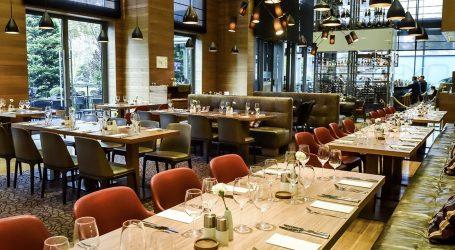 Vrhunska kuhinja restorana OXBO hotela DoubleTree by Hilton