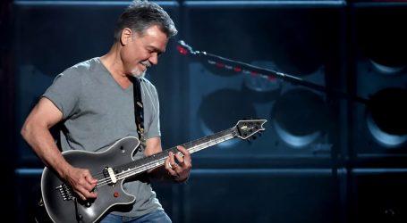 Eddie Van Halen bio na kratkoj hospitalizaciji
